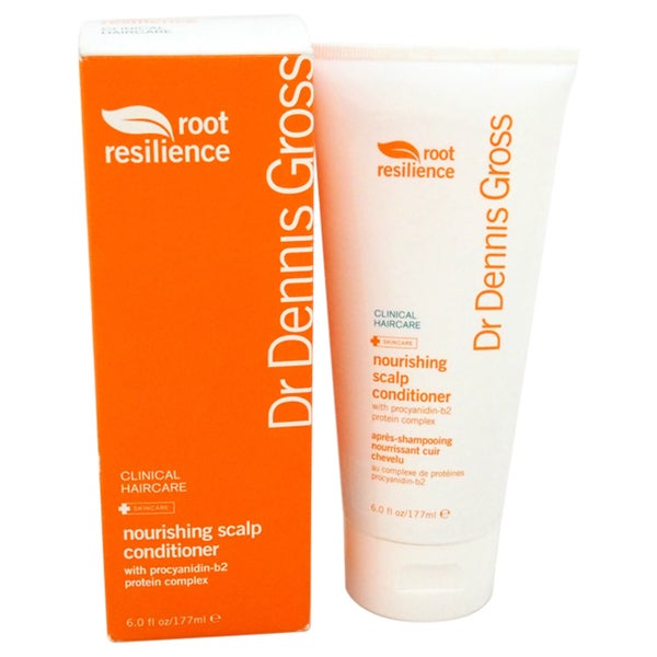 Dr. Dennis Gross Root Resilience Nourishing Scalp 6-ounce Conditioner