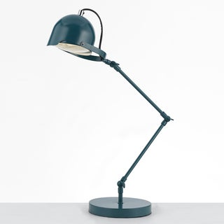 angelo:HOME Cooper Blue Task Lamp