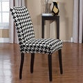 Hudson 1-piece Stretch Dining Chair Slipcover