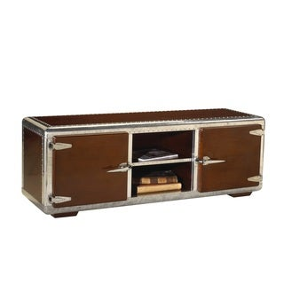 French Heritage Ferault Cherry Media Cabinet