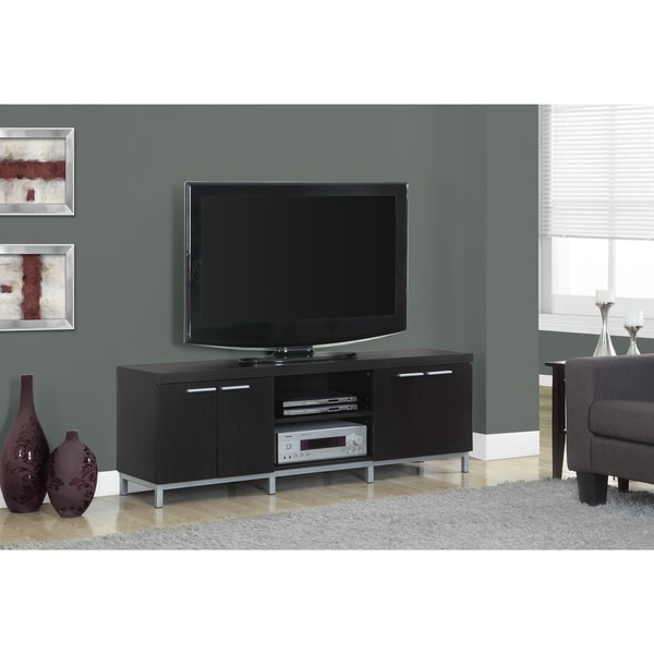 Cappuccino Hollow-core 60-inch TV Console 14472624