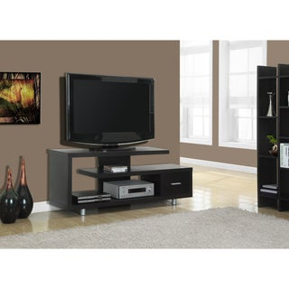 Cappuccino Hollow-core 60-inch TV Console
