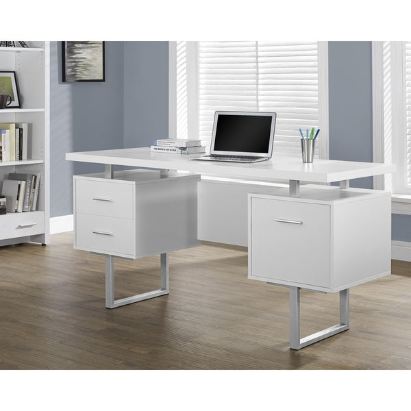 60-inch Office Desk - Overstock™ Shopping - Great Deals on Desks