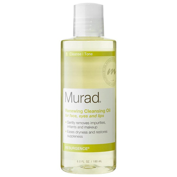 Murad Renewing 6-ounce Cleansing Oil