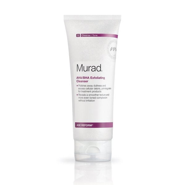 Murad AHA/ BHA 6.75-ounce Exfoliating Cleanser