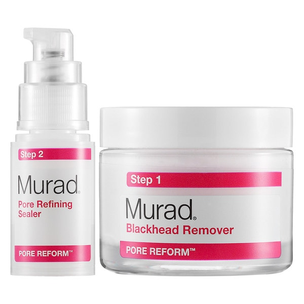 Murad Blackhead and Pore 2.2-ounce Clearing Duo