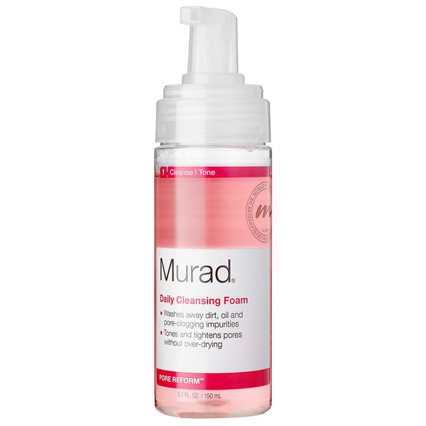 Murad 5.1-ounce Daily Cleansing Foam