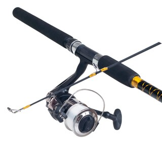 Gone Fishing 2-piece Freshwater Fishing Rod/ Spincast Reel Combo