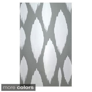 Geometric/ Abstract Area Rug (2' x 3')