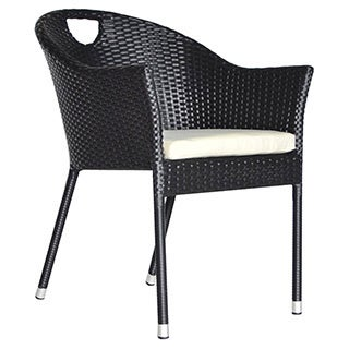 Barcelona Dining Accent Arm Chair