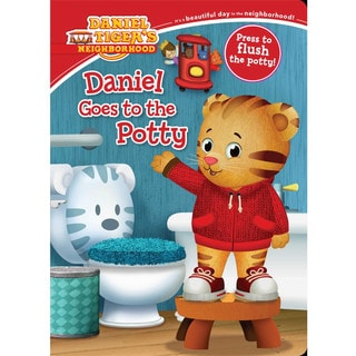 Simon & Schuster Daniel Goes to the Potty By Maggie Testa
