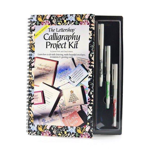 Hunt Lettershop Calligraphy Project Set (Pack of 2)