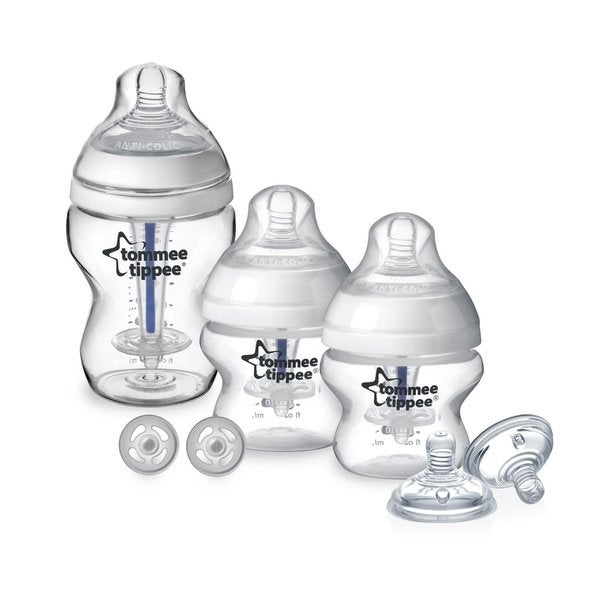 Tommee Tippee Closer to Nature Sensitive Tummy Starter Set