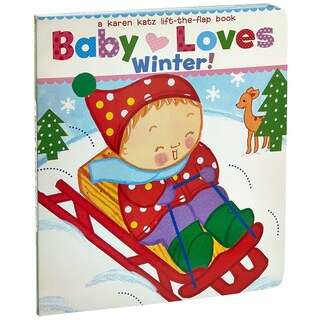 Simon & Schuster Baby Loves Winter By Karen Katz