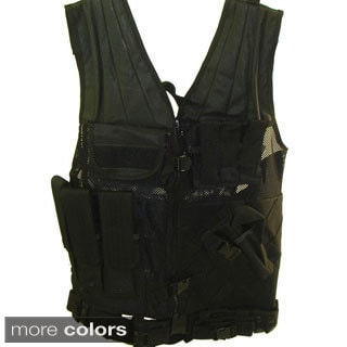 Explorer Tactical Adjustable Vest