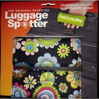 Fun Flowers Original Patented Luggage Spotter