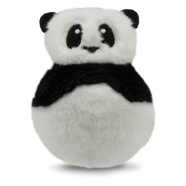 PetSafe Pogo Plush Panda Dog Toy