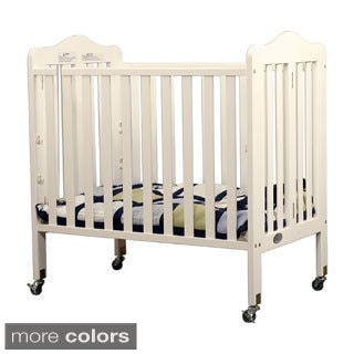 Orbelle Baby Infant Noa 3-Level Portable Crib