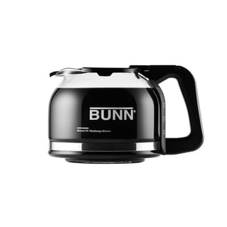Bunn Pour-o-Matic Black 10-cup Drip Free Carafe