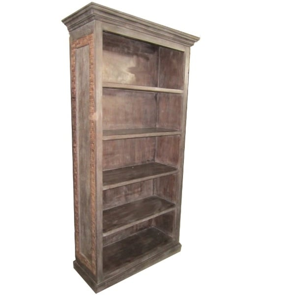 Urban Collection Mango Wood Bookcase