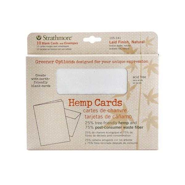 Strathmore Greener Options Cards