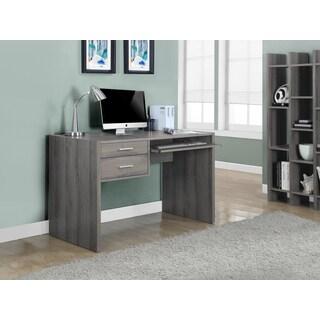 Dark Taupe Reclaimed-look 48-inch Computer Desk