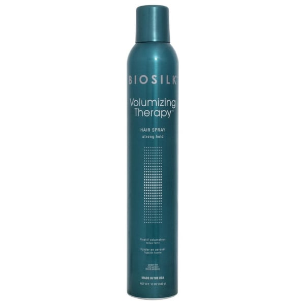 BioSilk Volumizing Therapy 12-ounce Strong Hairspray