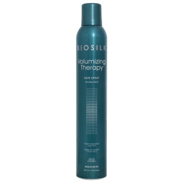 BioSilk Volumizing Therapy 12-ounce Strong Hairspray