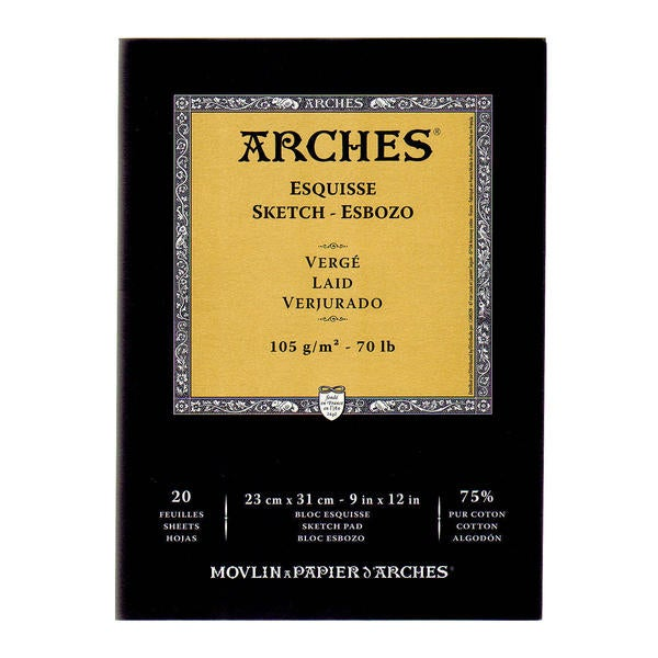 Arches Sketch Pads