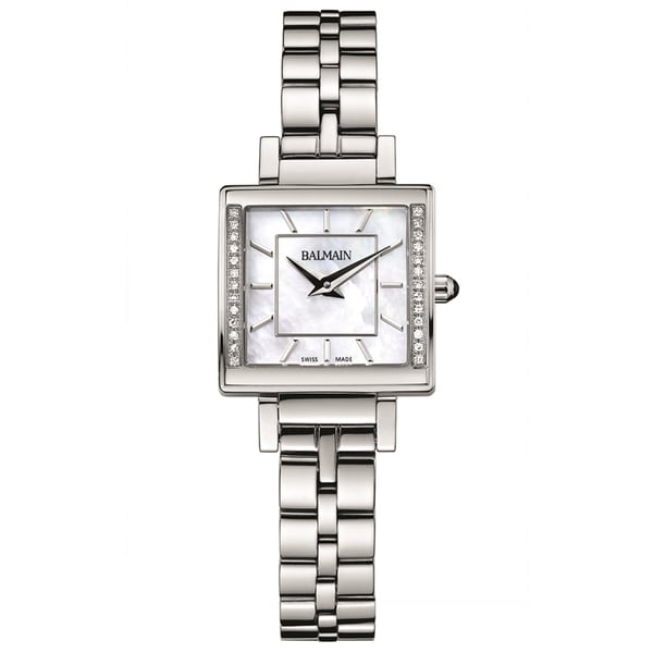 Balmain Women's B16353386 'Miss Balmain' Stainless Steel Swiss Quartz Watch