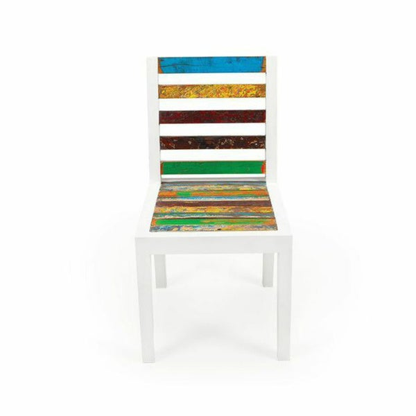 Even Keel Reclaimed Wood Dining Chair
