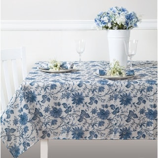 Waverly Felicite Micro Fiber Table Cloth
