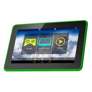 Polaroid PTab 751 Green 7-inch Kids Tablet