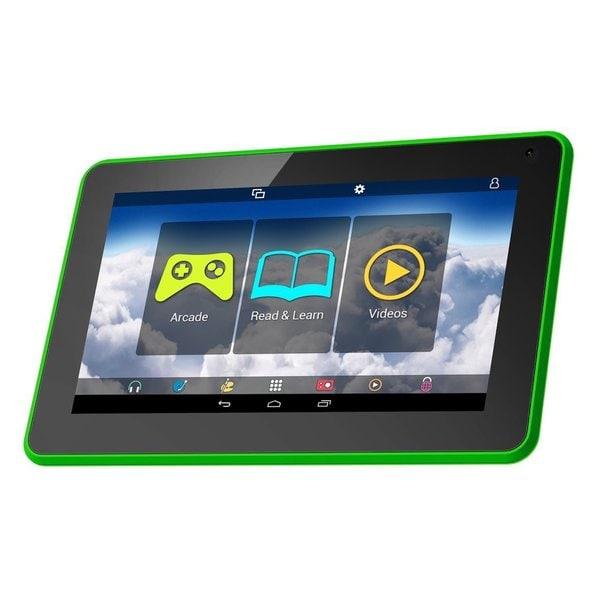 Polaroid PTab 751 Green 7-inch Kids Tablet