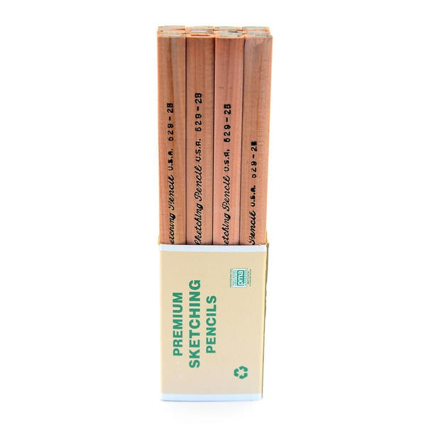General's Premium Flat Sketching Pencils