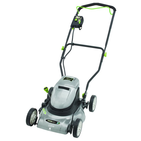 Earthwise 17-inch Cordless 24-volt Electric Lawnmower