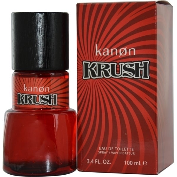 Kanon KRUSH 3.4-ounce Eau de Toilette Spray