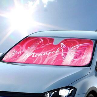 BDK Original Butterfly Sun Shade for Car Universal Fit
