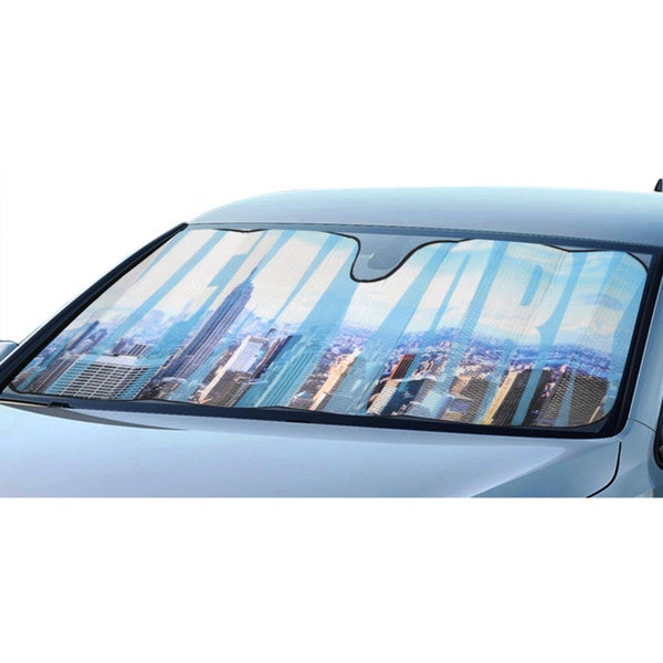 BDK Original New York Sun Shade for Car Universal Fit