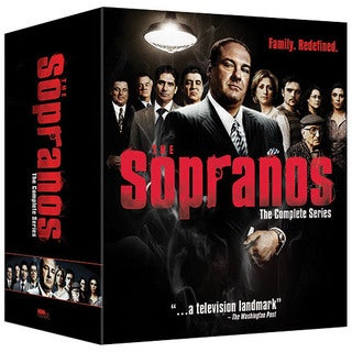 The Sopranos: Complete Series (DVD)