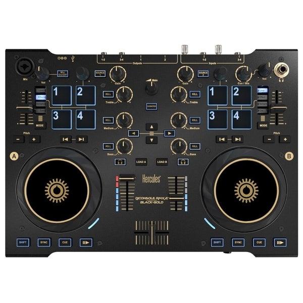 Hercules DJ Console (Mac) Specs