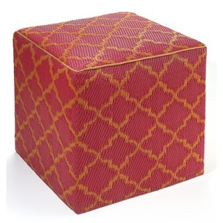 Tangier Orange Peel and Rouge Red Cube