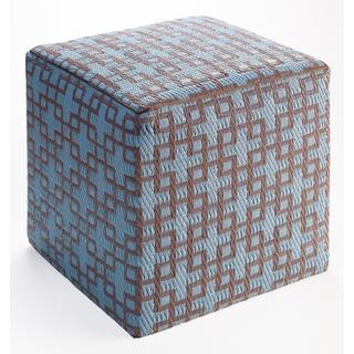 Rheinsberg Powder Blue and Warm Taupe Cube