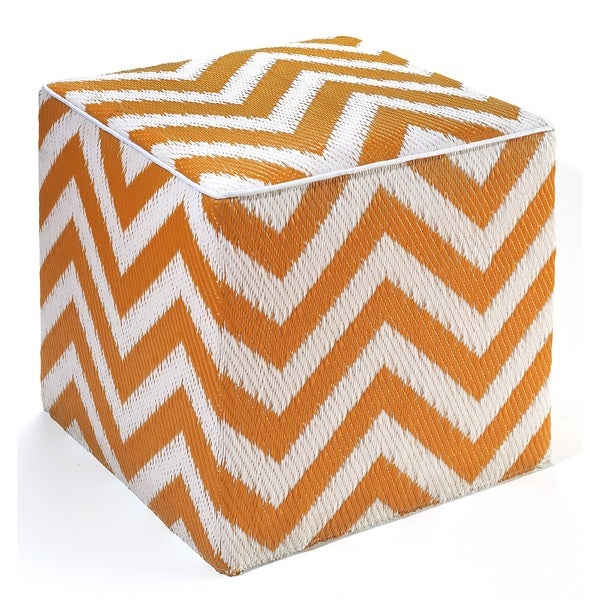 Laguna Orange Peel and White Cube