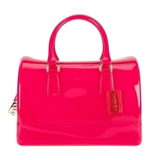 Furla Solid Candy Medium Satchel