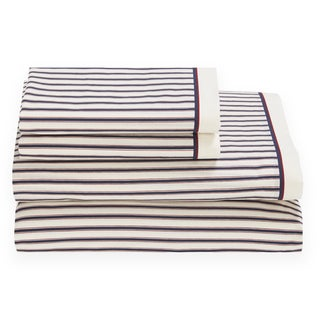 Tommy Hilfiger Ticking Stripe Sheet Set
