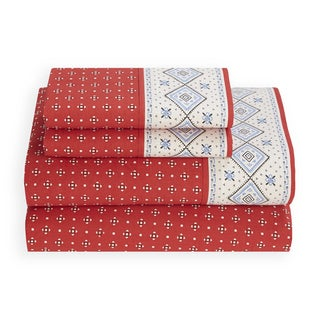 Tommy Hilfiger Londonberry Sheet Set