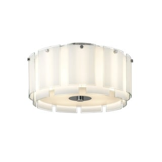 Sonneman Lighting Velo 22 inch Semi-flush