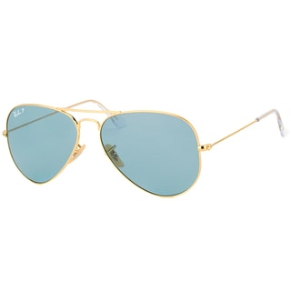 Ray-Ban Unisex RB3025 Classic Aviator Sunglasses