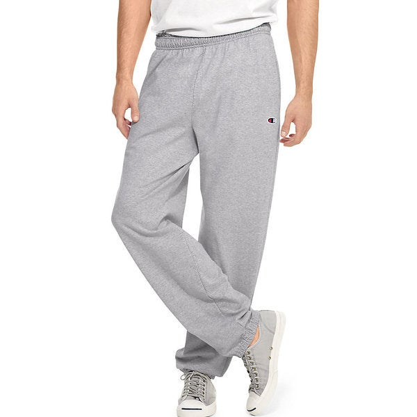 Champion Authentic Men's Closed Bottom Jersey Pants 14477427